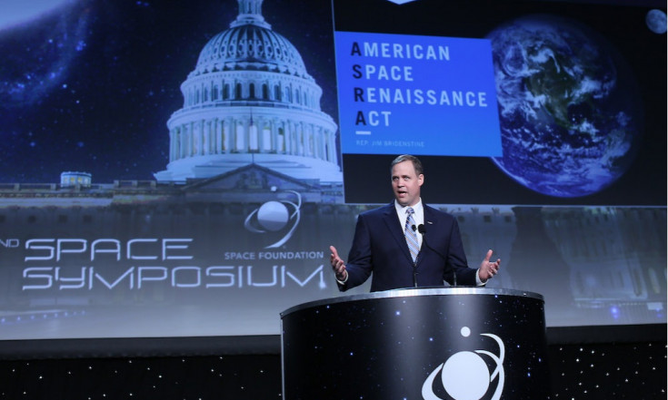 Bridenstine outlines challenges he foresees for NASA - SpaceNews.com