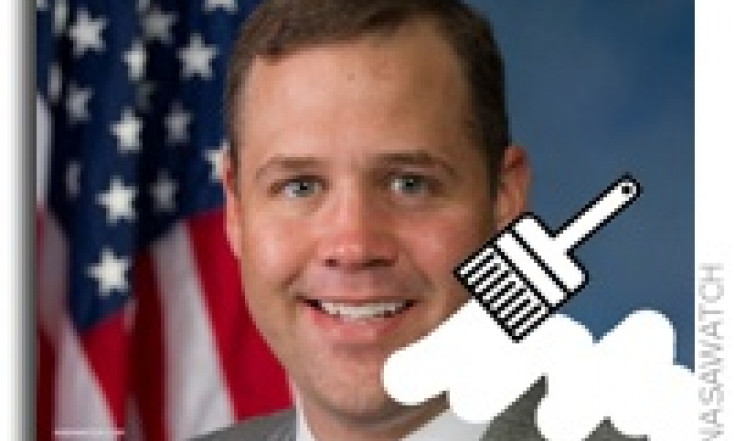 Bridenstine`s Staff Starts To Revise His Past