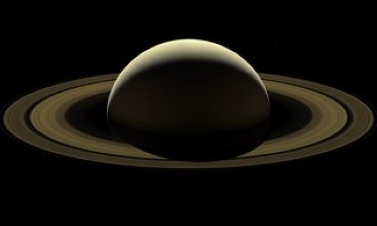 Cassini`s farewell mosaic of Saturn