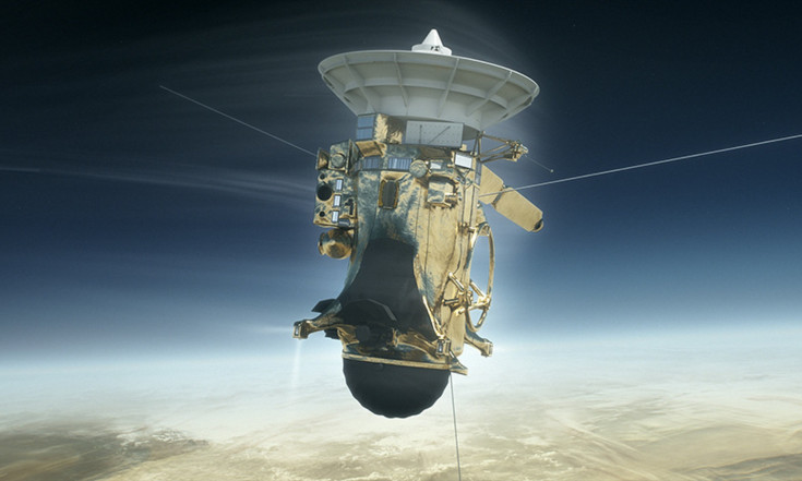 Cassini`s Swan Song: How Saturn Probe Will Spend Its Final Day