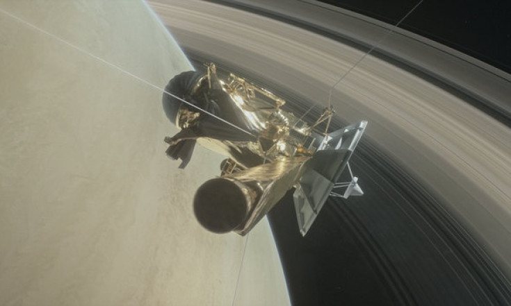 Celebrating Europe`s science highlights with Cassini