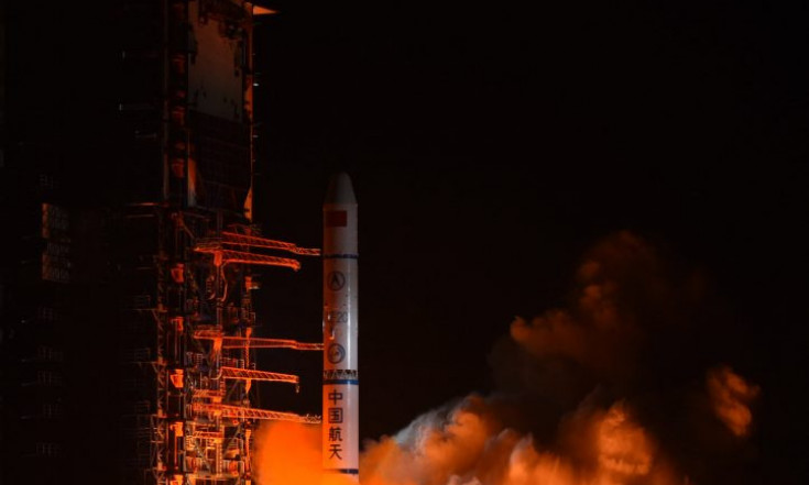 China Closes 2017 with Third Yaogan-30 Triplet Launch for Electronic Intelligence-Gathering