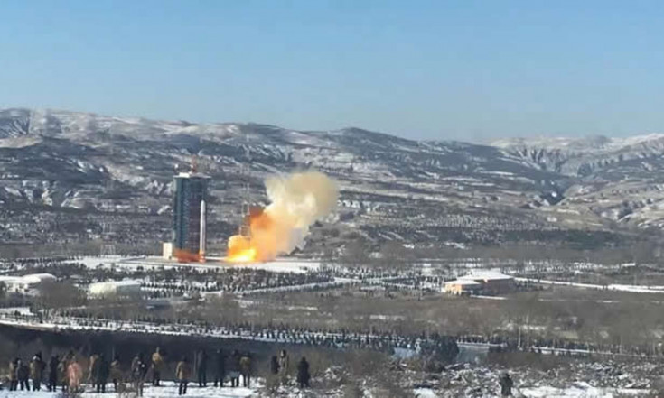 China Launches 2 SuperView Earth-Observation Satellites Into Orbit