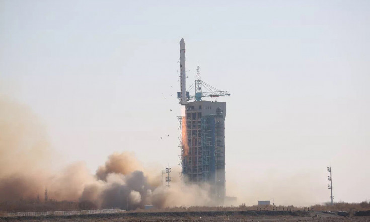China Launches Earth-Observing Satellite on Long March 2D Rocket