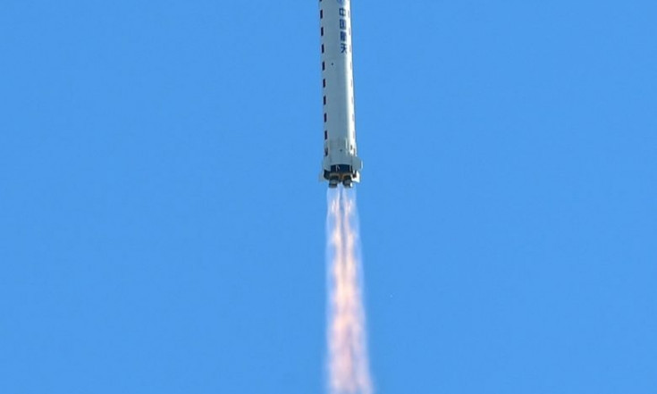 "China`s Long March 2D Launches LKW-1 ""Land Survey Satellite"""