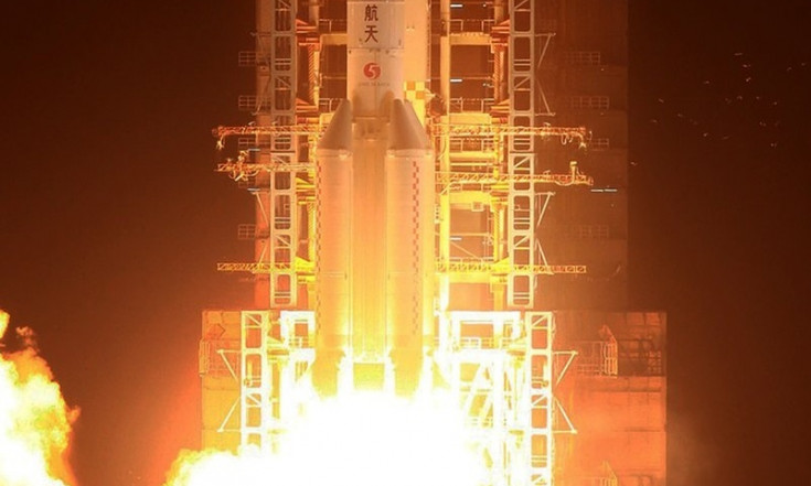 China`s Long March 5 Heavy-Lift Rocket targets Sunday Liftoff...