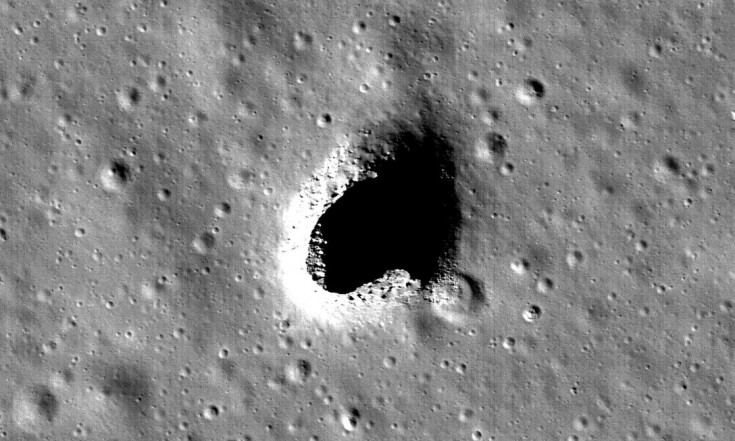 City-Size Lunar Lava Tube Could House Future Astronaut Residents