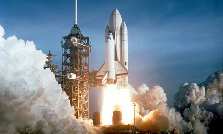 Columbia: First Shuttle in Space