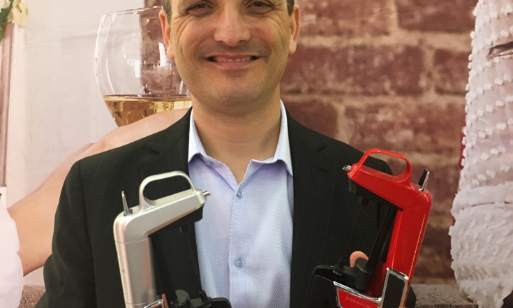 Coravin to become `the Nespresso of wine`
