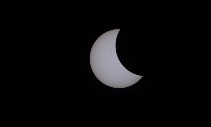 Cosmic Ray Study Prepped for Installation After Monday Eclipse