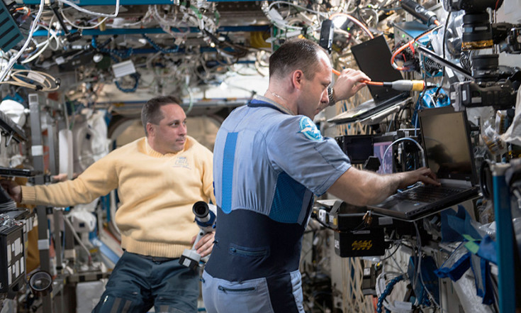 Crew Looking Ahead to Friday Russian Spacewalk – Space Station