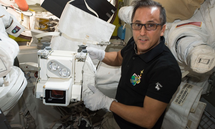 Crew Studies Health Impacts of Space Radiation and Station Atmosphere