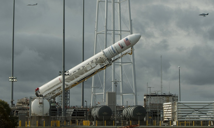 Crew Tests New Workouts and Lights as Rocket Preps for Launch