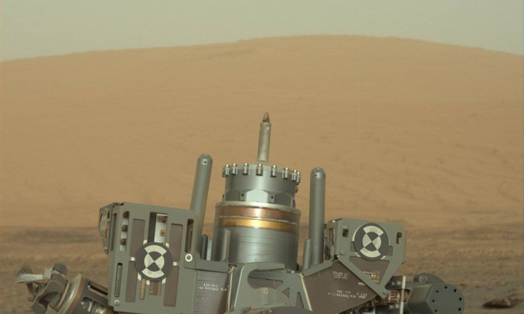 Curiosity`s balky drill: The problem and solutions