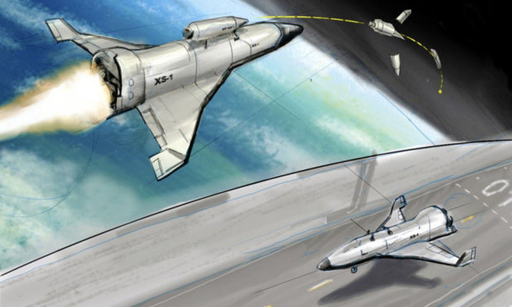 DARPA Ties XS-1 Military Space Plane Project to National Security