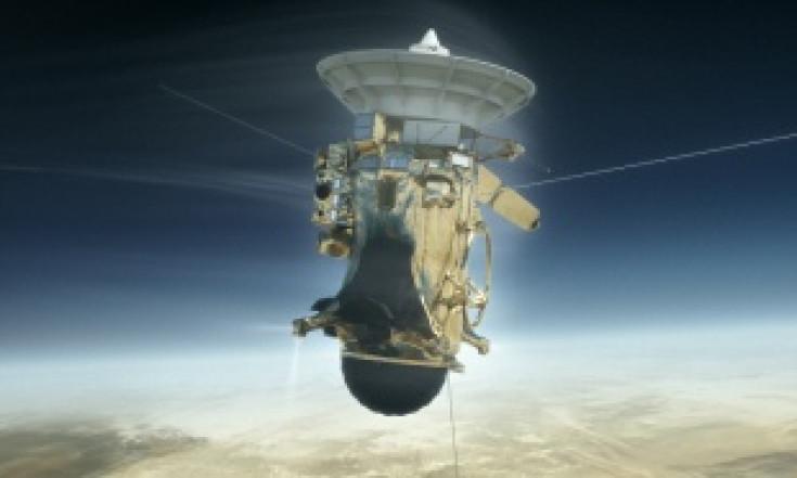 Das Ende eines großen Abenteurers - das Ende der Saturnsonde...