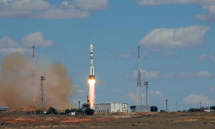 """Die Kleinsatelliten """"TechnoSat"""" und """"Flying Laptop"""" starten..."""
