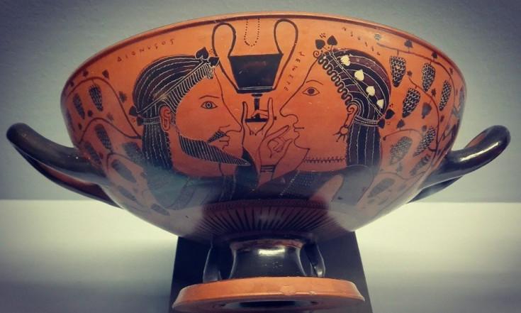 Dioniso il mitico inventore del vino - MediterraneoAntico