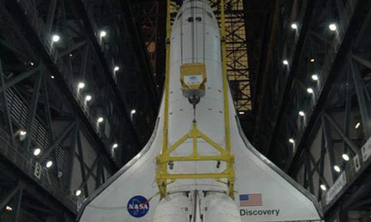 Discovery: NASA`s Busiest Shuttle