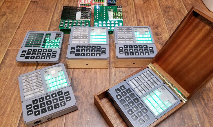 DIY DSKY: Apollo astronaut keypad being rebooted as open source replica | collectSPACE