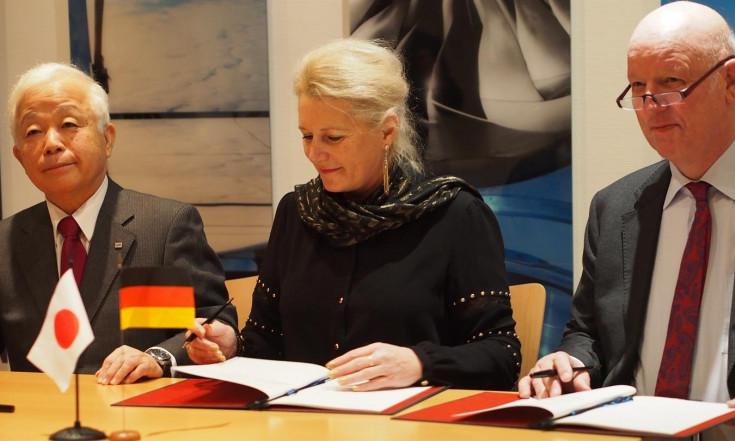 DLR und Japan unterzeichnen Kooperationsabkommen für Klimaforschung