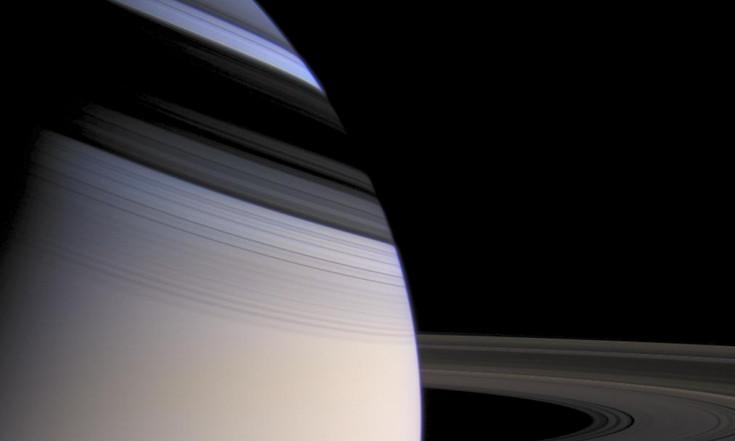 @dlr_next: Noch ein Bild der Cassini-Sonde:...