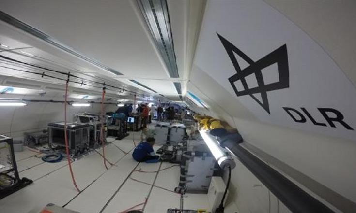 #DLRparabelflug - Zum runden Geburtstag die Schwerelosigkeit...