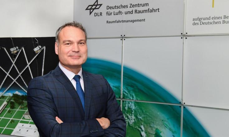 Dr.-Ing. Walther Pelzer ist neues Vorstandsmitglied für das DLR Raumfahrtmanagement