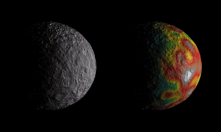Dwarf Planet Ceres May Have Had a Global Ocean in Ancient Past