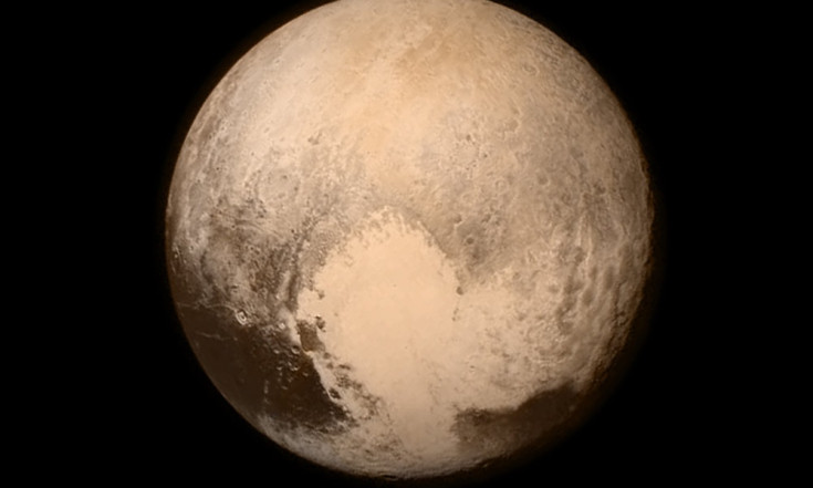 Dwarf Planet Pluto: Facts About the Icy Former Planet