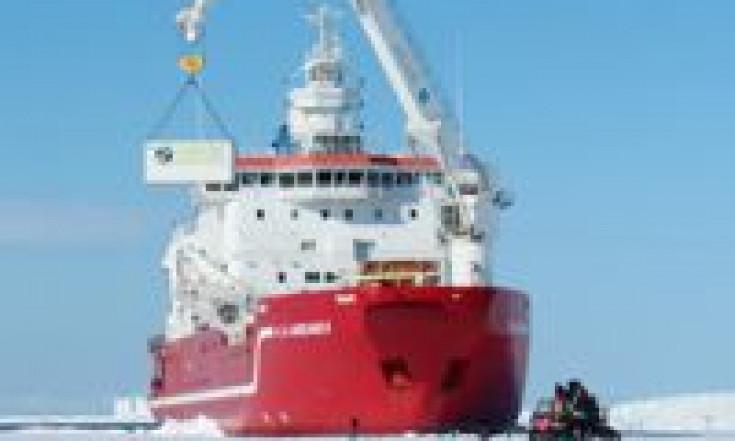 EDEN-ISS: Autarkes Gewächshaus erreicht Antarktis