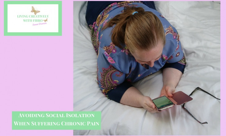 Effective ways to avoid Social Isolation with Fibro - Living Creatively with Fibro