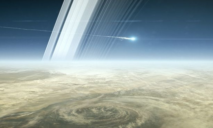 Ende einer Mission: Abschied von der Saturnsonde Cassini