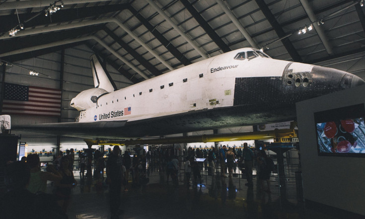 Endeavour: NASA`s Youngest Shuttle