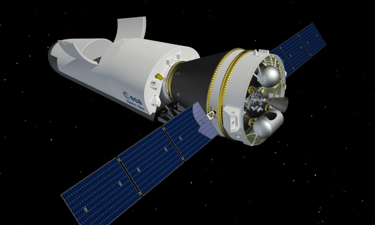 ESA aims to privatize Space Rider unmanned spaceplane by 2025 -...