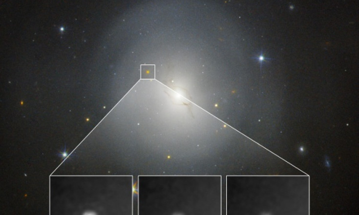 ESA Science & Technology: Hubble observes source of gravitational waves for the first time [heic1717]