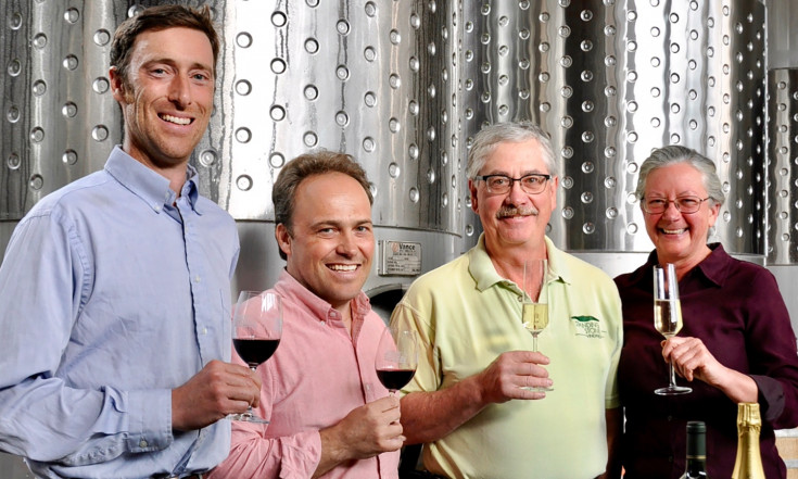 Exclusive: Owners of New York`s Hermann J. Wiemer Winery...