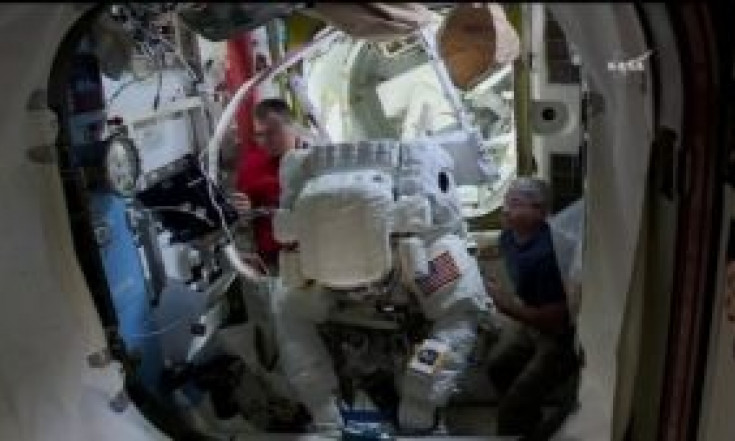 Expedition 53 Embarks upon Third and Final Spacewalk in October Series