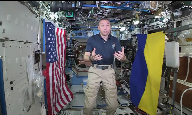 Expedition 53 Inspires the Next Generation, Learns More About How the Human Body Responds to Space