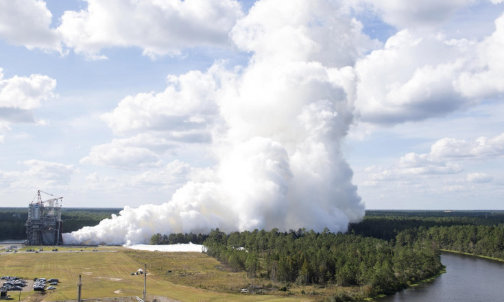 Foom! NASA Tests Powerful Engine That Will Take Astronauts into Deep Space