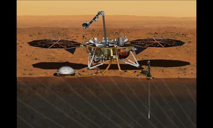 Gewächshäuser für den Mond und Maulwürfe auf dem Mars
