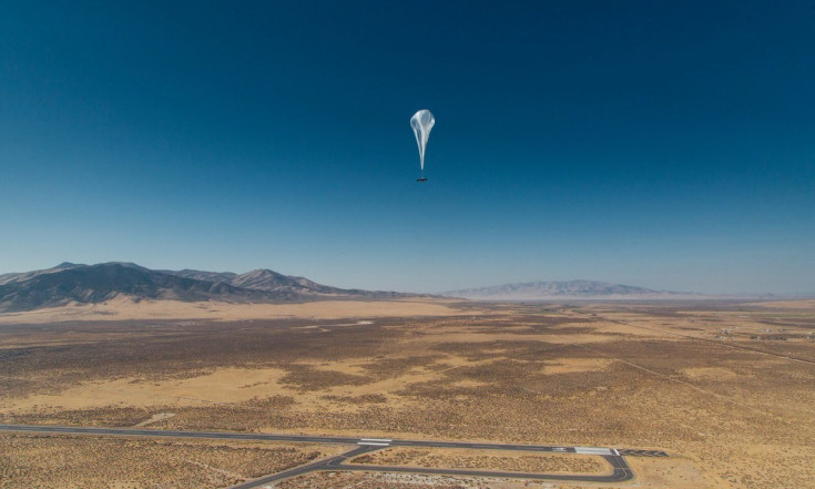 Google using O3b satellites to connect Project Loon over Puerto Rico - SpaceNews.com