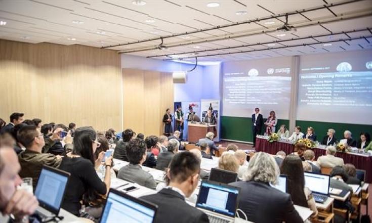 Graz: Raumfahrt im 21. Jahrhundert