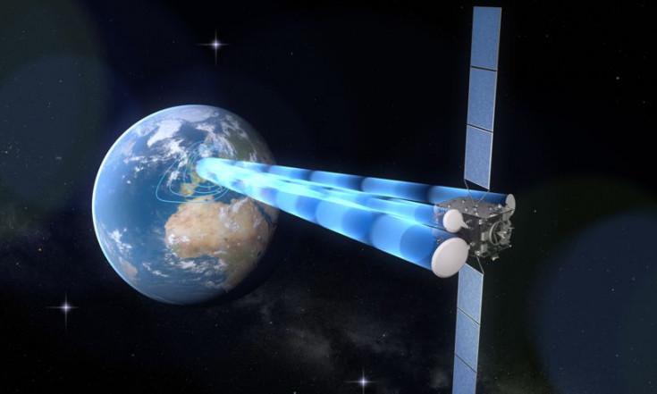 Heinrich Hertz: Satellit startet mit Ariane 5