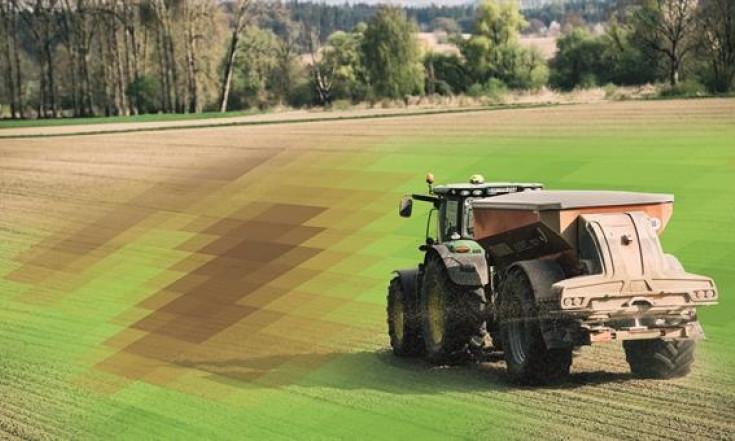 Helfer aus dem All: Satellitendaten für die digitale Landwirtschaft