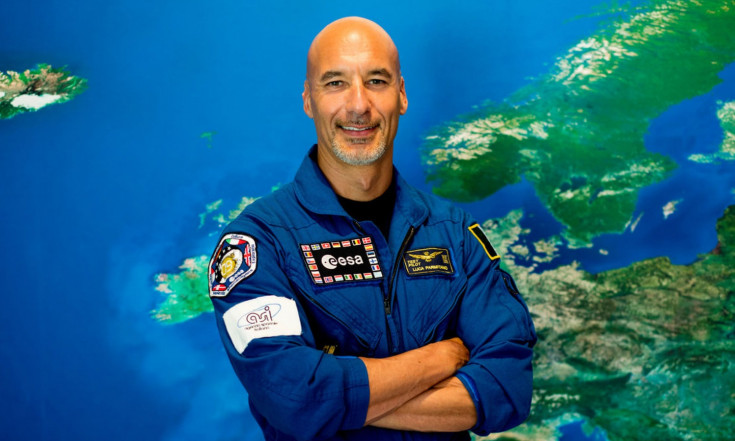 His Very Own Asteroid: Space Rock Named for Italian Astronaut