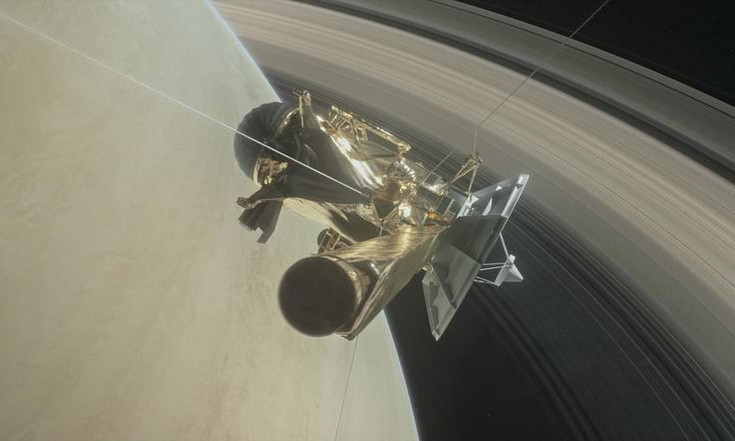 How Cassini Managed to Live Such a Long and Useful Life at Saturn