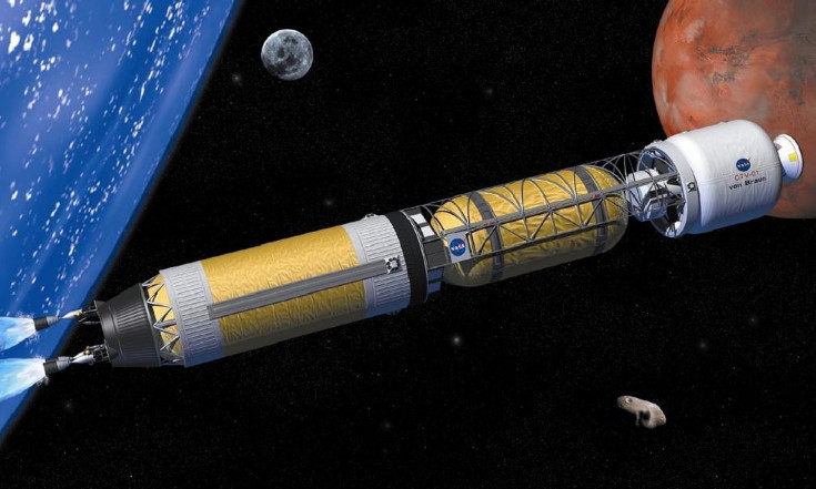 How Vintage Rocket Tech Could Be NASA`s Ticket to Mars and Beyond