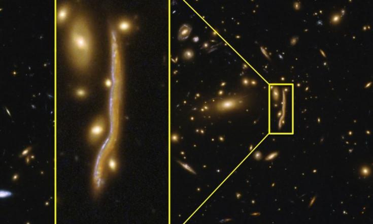 Hubble: Das Geheimnis der kosmischen Schlange