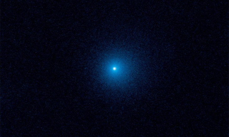Hubble Spots Farthest-Ever Incoming Active Comet